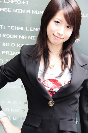 Ami Koshimizu - (1)