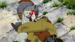Soul Eater Episode 43 HD - Clown gives Kid a message (5)