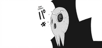 Soul Eater Chapter 107 - Lord Death's mask cracks