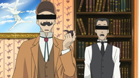 Soul Eater Episode 17 HD - Sherlock and butler