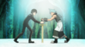 Soul Eater Episode 9 HD - Kid and Black Star refuse Holy Sword