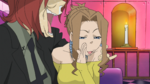 Soul Eater Episode 1 HD - Risa gossips about Spirit's ex-wife