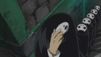 Soul Eater Episode 47 HD - Free and Mizune disguised as Arachnophobia (1)