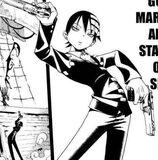 Death God Martial Art Stance
