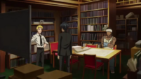 Soul Eater NOT Episode 8 - Anti Witch Headquarters 3