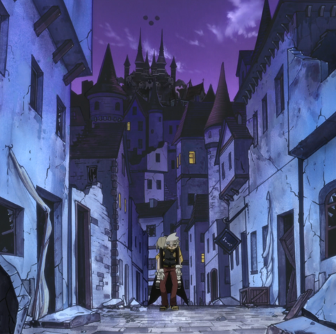 File:Soul Eater Episode 24 HD - Soul carries Maka stitched.png