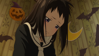 Soul Eater NOT Episode 10 HD - Tsugumi regrets her outburst at Meme