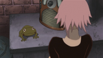 Soul Eater Episode 37 HD - Crona and Eruka in Death City alley