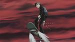 Soul Eater Episode 43 HD - Kid flies to Sarcophagus (6)