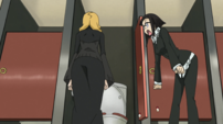Soul Eater Episode 25 HD - Marie and Azusa 4