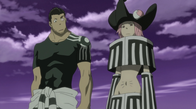 File:Soul Eater Episode 24 HD - Free learns who Mizune is.png