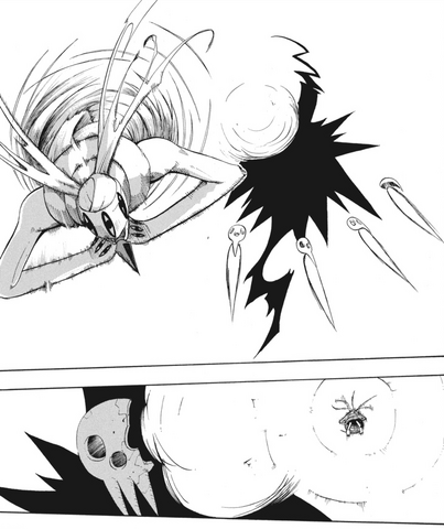 File:Soul Eater Chapter 22 - Asura escapes Death.png