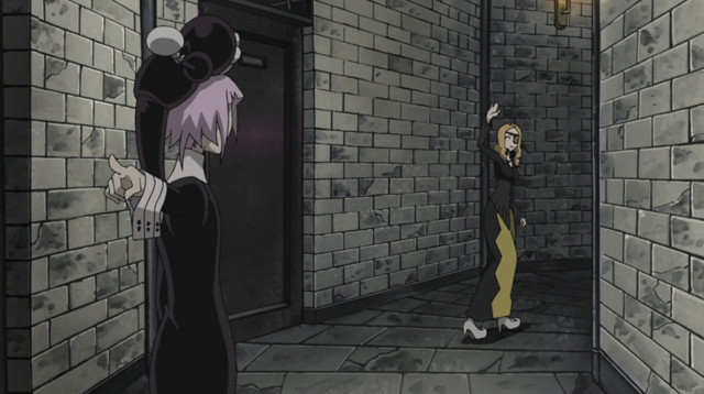File:Soul Eater Episode 31 HD - Marie finds Crona 5.png