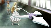 Tsugumi's Weapon form -1