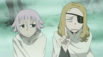 Soul Eater Episode 44 HD - Marie is flumoxed