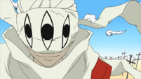 Soul Eater Episode 48 HD - Lord Death battles Asura (10)
