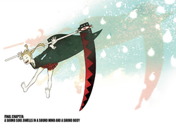 Soul Eater Chapter 113 - Cover