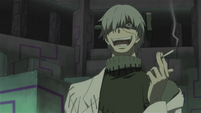 Soul Eater Episode 44 HD - Medusa and Stein face Marie and Crona (141)