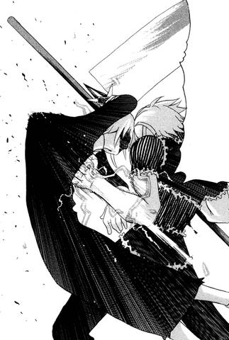 File:Stein using Soul Menace against Crona (manga).png