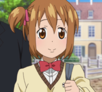Meme Tatane in the anime