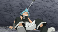 Soul Eater Episode 2 HD - Black Star dodges 2