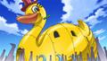Soul Eater Episode 32 HD - Excalibur's duck toilet