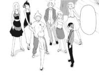 Soul Eater Chapter 30 - Crona's friends