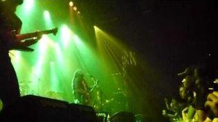 Soulfly - Gladiator @ Effenaar Eindhoven NL 19-06-2012