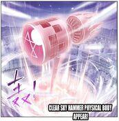 Clear Sky Hammer 1