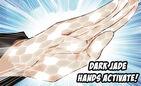 Mysterious Jade Hand