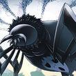 Man Faced Demon Spider 5000 Mug