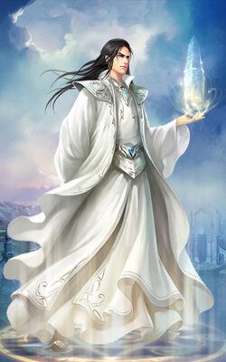 Ning Fengzhi Fan Art