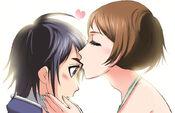 Meng Yiran Kiss