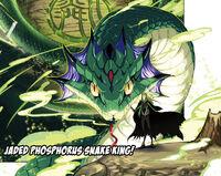 Jade Phosphorus Snake King
