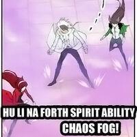 Chaos Fog