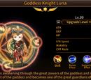 Goddess Knight Luna