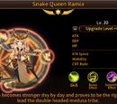 Snake Queen Ramia