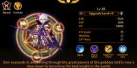 Awakened Sword Sion