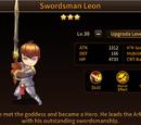 Swordsman Leon