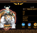 Master Chaser Tami
