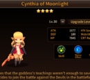 Cynthia of Moonlight