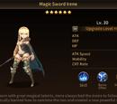 Magic Sword Irene