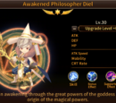 Awakened Philosopher Diel