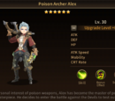 Poison Archer Alex