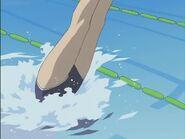 Azumanga Daioh Ep 4 Hollywoodedge, Large Splash Or DiveW PE127201 (2)