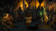 Shrek Crowd Reaction Shock