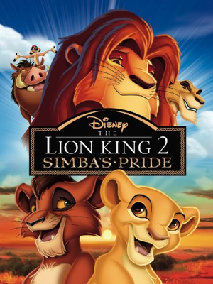 Lion King 2 Cover