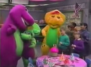 HAPPY BIRTHDAY TO YOU Barney and Friends