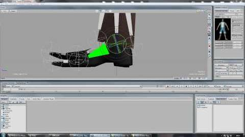 Rigging a TF2 character in Motionbuilder for SFM