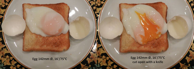 File:Egg 142mm 16min 75°C .whole and cut.jpg